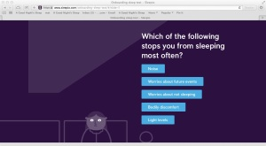 Sleepio survey