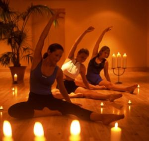 candlelight stretch